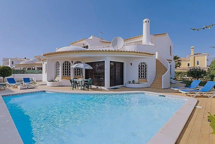 villas in albufeira, algarve
