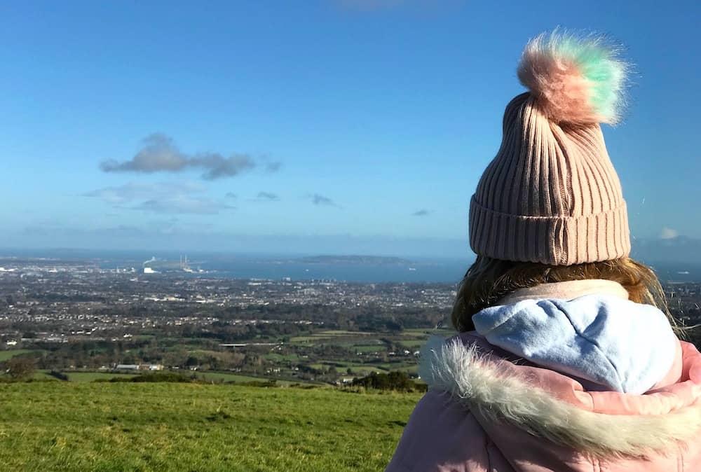easy walks in Dublin mountains