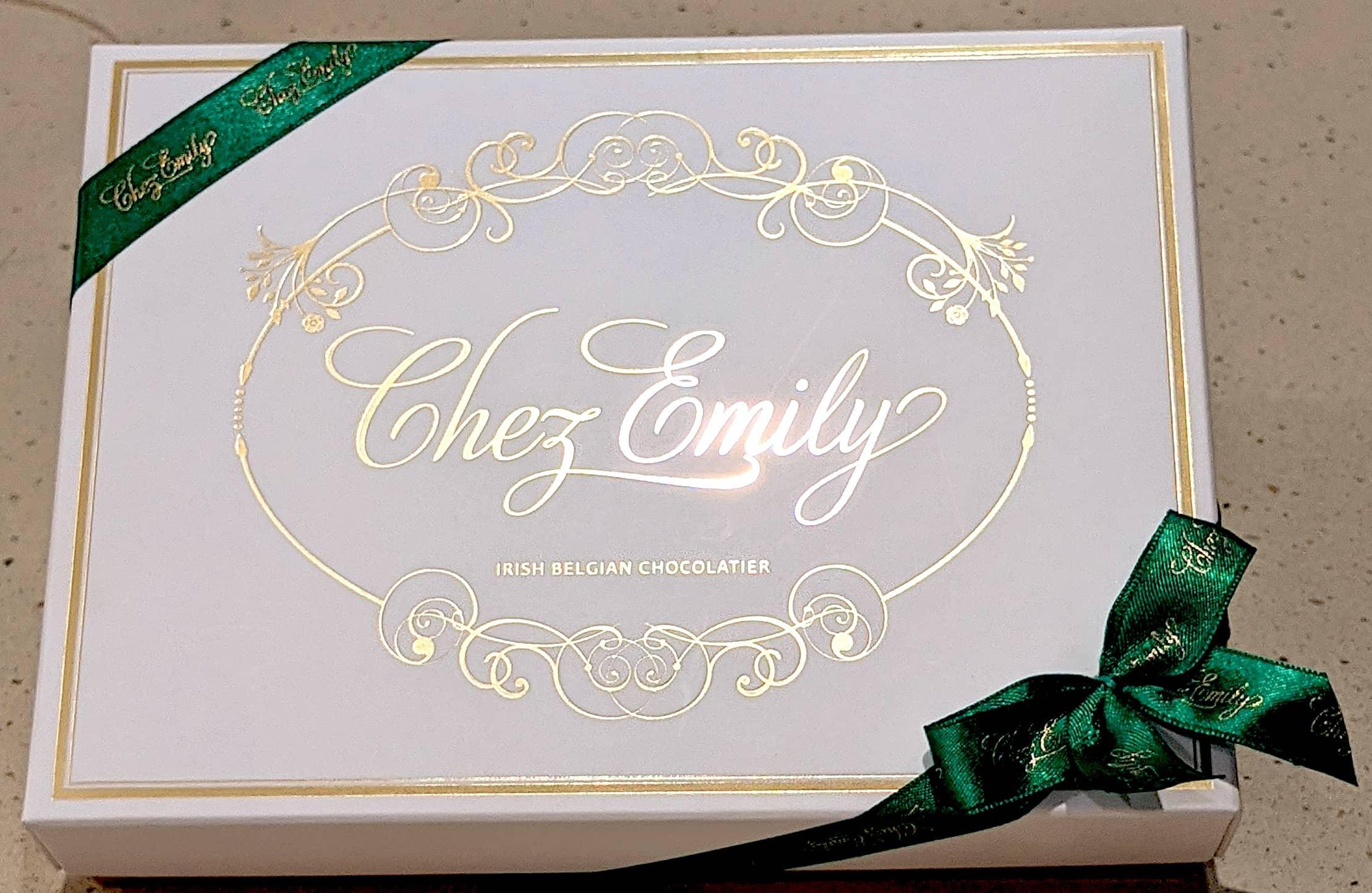 chocolates christmas gift