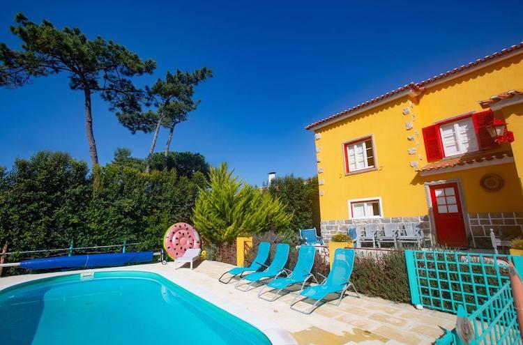villa to rent near Sintra