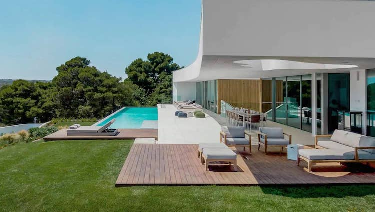 luxury villas on the algarve