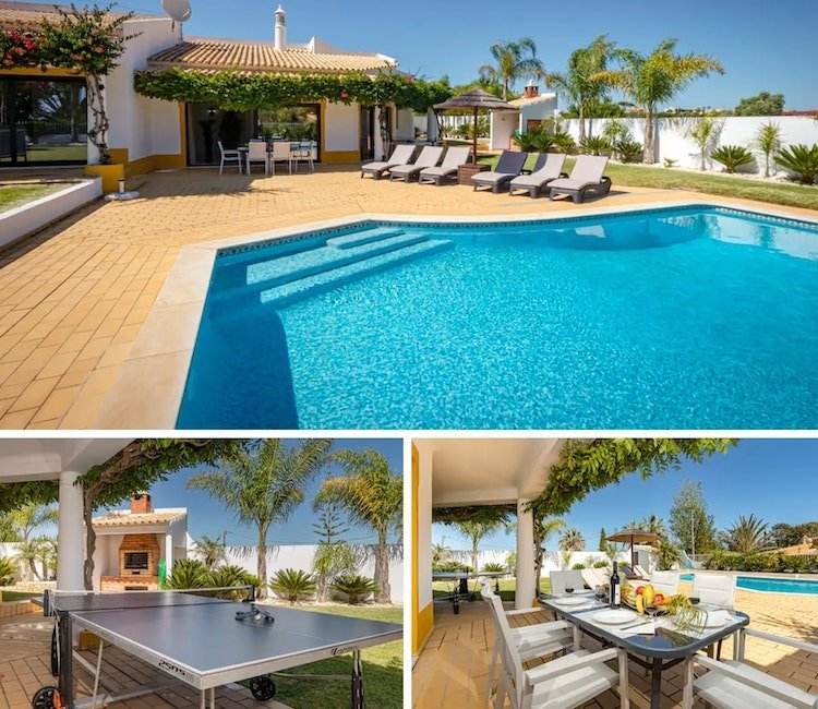 3 bedroom villas in Portugal, Albufeira