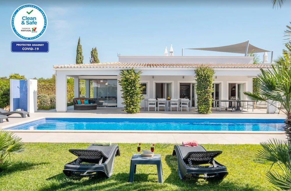 Luxury villas on the Algarve to rent