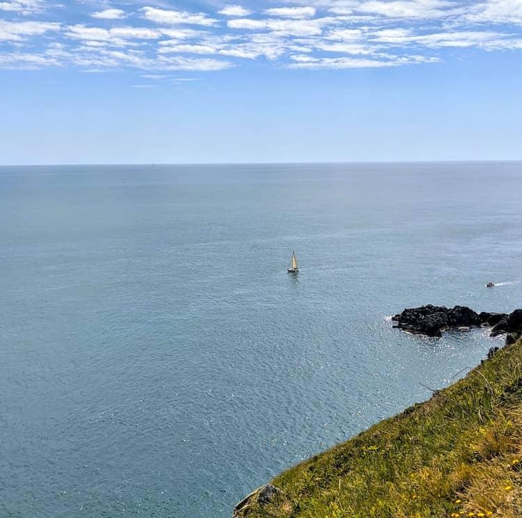 cliff walks in Dublin