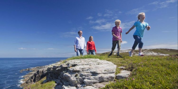 Family hotels on the wild atlantic way