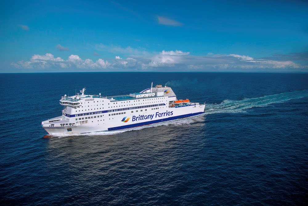 tips for booking holidays during covid-19 - take the ferry