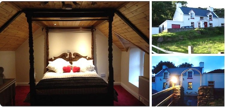 best airbnbs for couples in Kerry