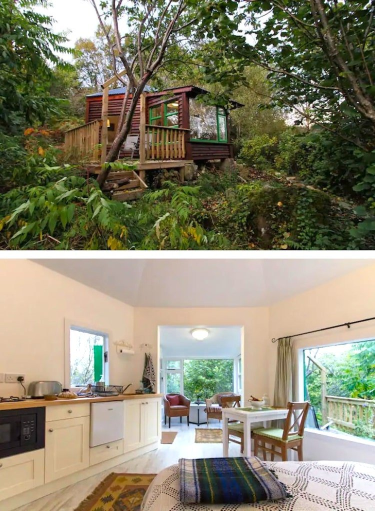 Unique Airbnbs in Ireland