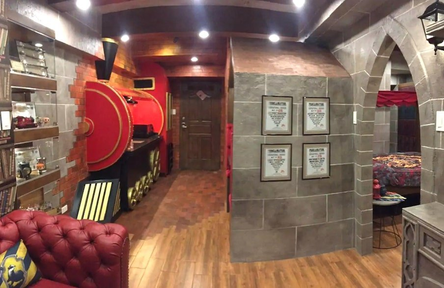 Harry Potter Airbnb in Philippines