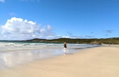 Sarah Silver Strand Beach Mayo (1)