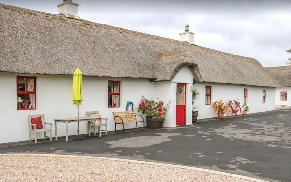 traditional holiday cottages in Ireland