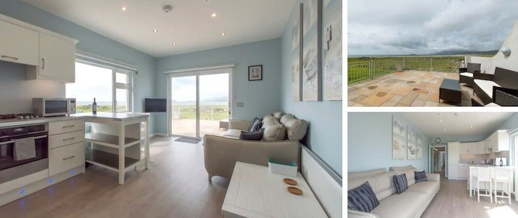 best Airbnbs on the wild atlantic way for couples