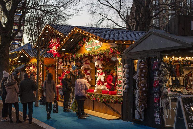 best winter holiday destinations - european christmas markets