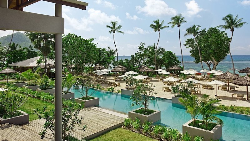 Kempinski Seychelles Resort is one of the best hotels in the Seychelles for couples.