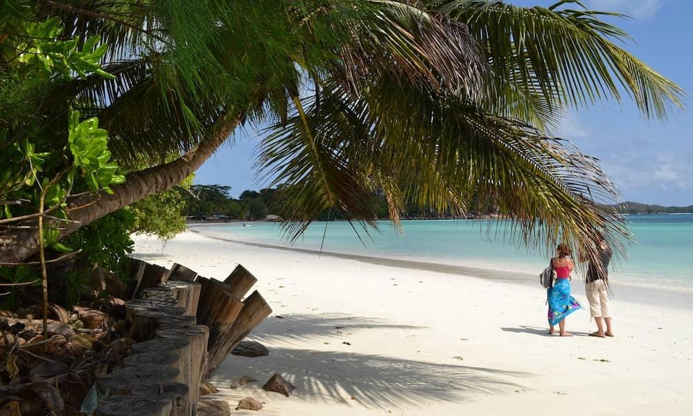 Seychelles holidays in Praslin.