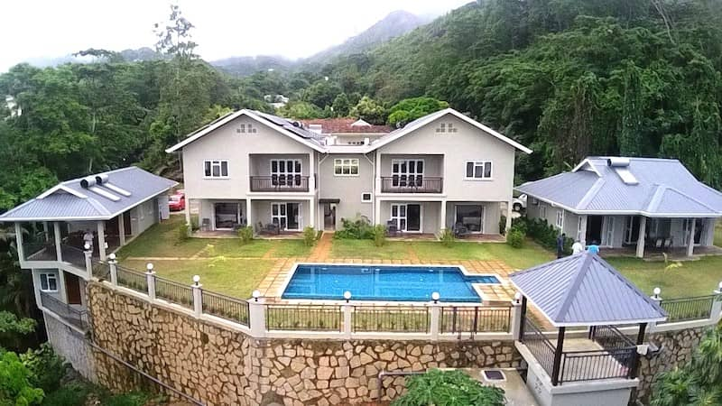 Seychelles accommodation for people on a budget.