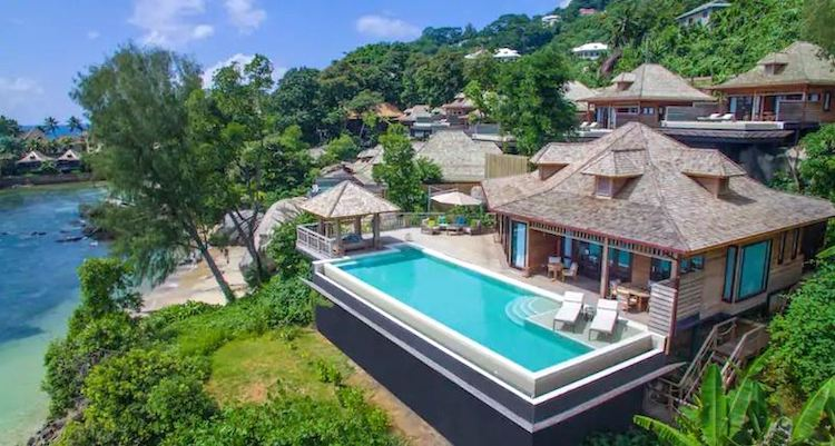 A private pool villa is the ultimate Seychelles holiday experience.