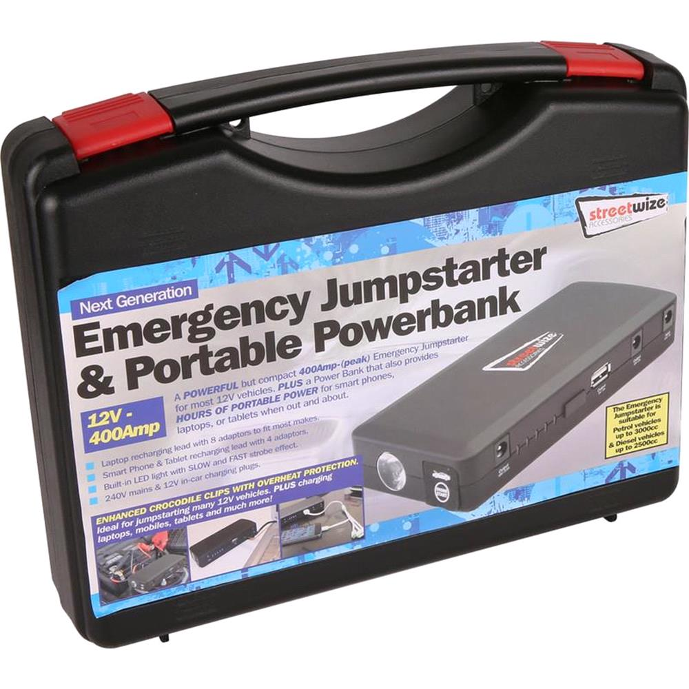 a good quality powerbank is a camping essential