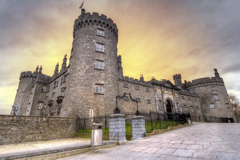 Kilkenny is a great choice for solo holidays in Ireland.