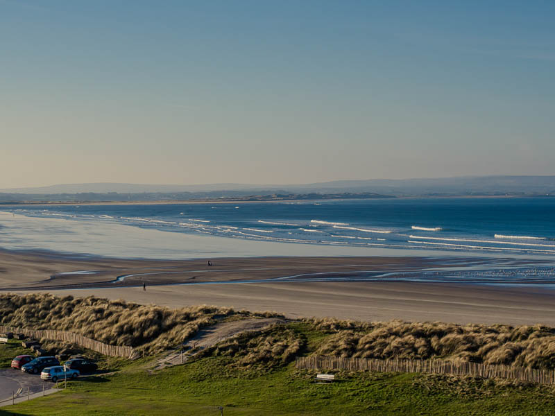 Enniscrone Beach.