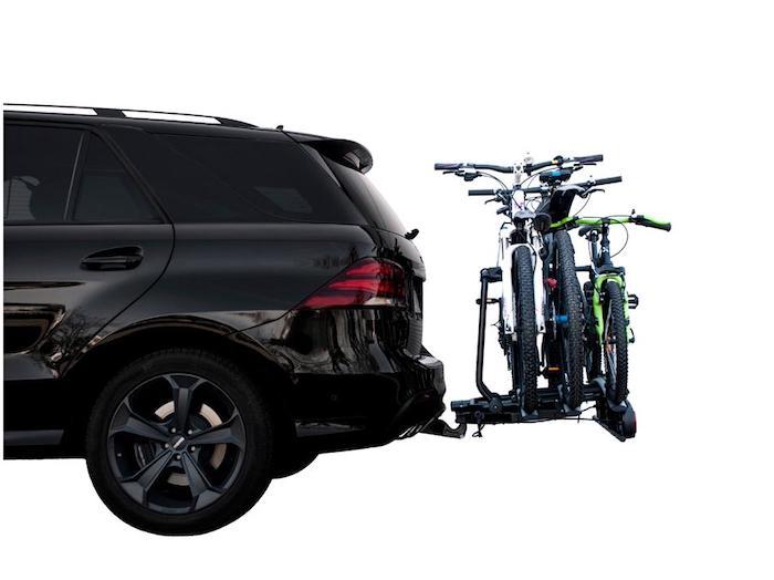 bike racks - staycation essentials