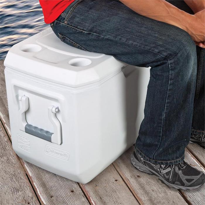 cooler boxes are vital camping esentials