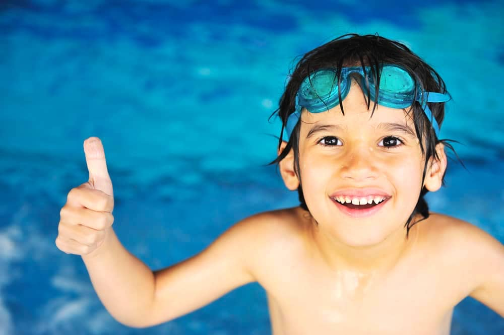 family staycations in Ireland in hotels with swimming pools.
