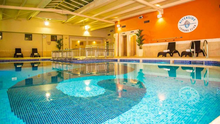 Swimming pool at the Riverside Park Hotel, Wexford