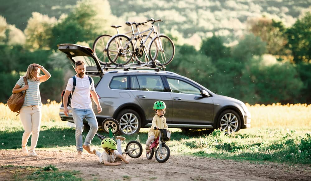 what to bring camping with kids