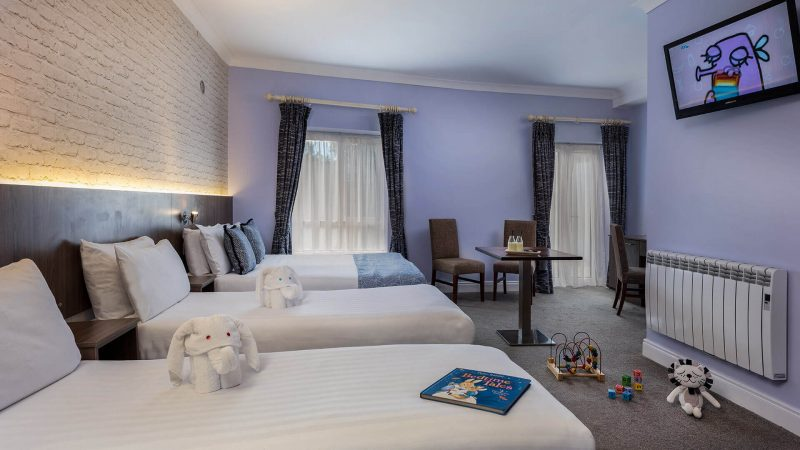 Treacys hotels with large family rooms in Wexford