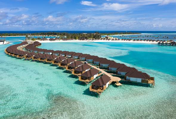 Sun Siyam Olhuveli offers great value for Maldives Holidays.