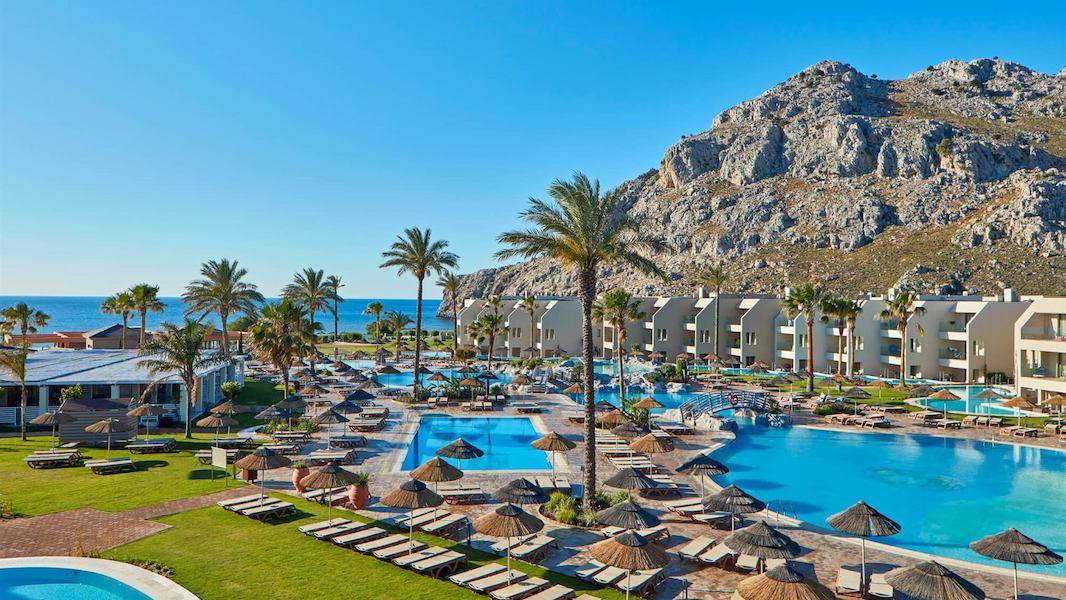 Atlantica Aegean Blue Hotel, Rhodes.