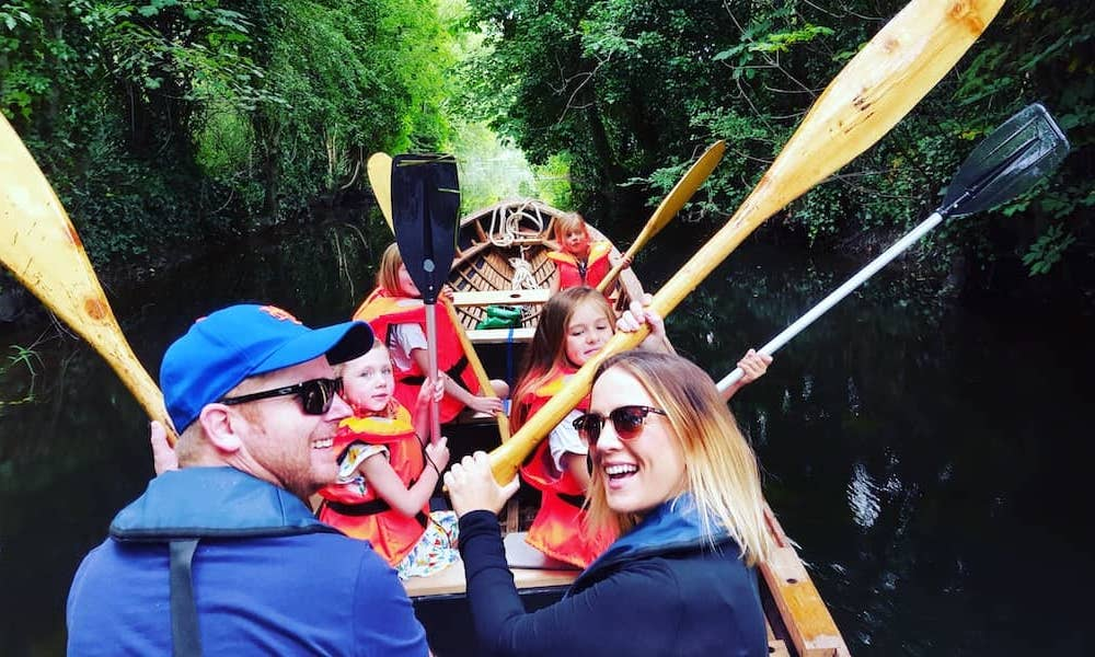 family activity breaks in the Boyne Valley, close to Dublin