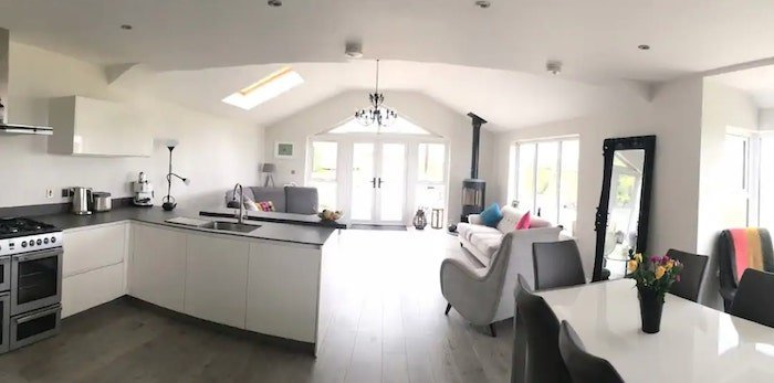 Large home in Northern Ireland to rent on Airbnb.