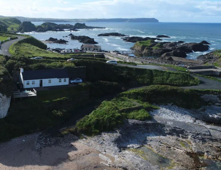 Ballintoy holiday home on the Causeway Coast