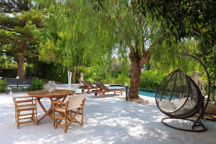 villa for rent in Rhodes Town.
