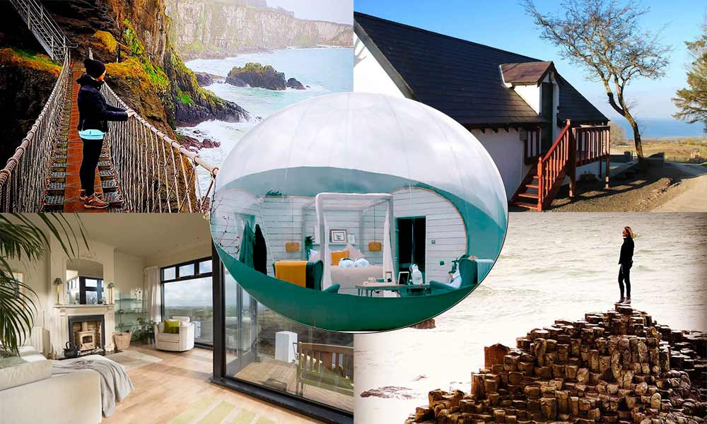Airbnbs on Causeway Coast Northern Ireland