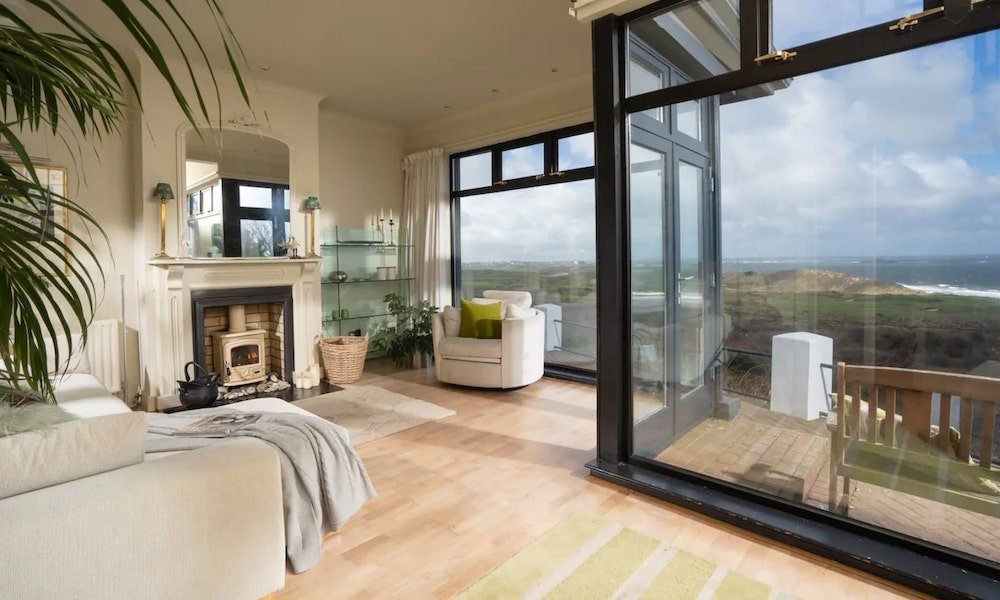 Whiterocks villa is one of the best airbnbs in Northern Ireland.