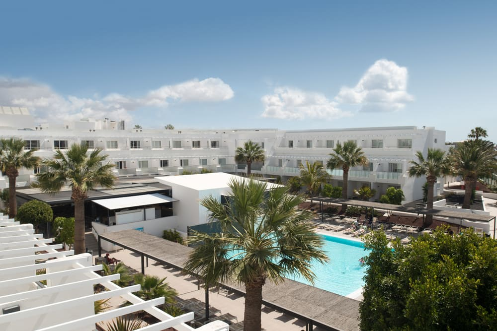 winter sun holidays at the Aequora Suites, Lanzarote