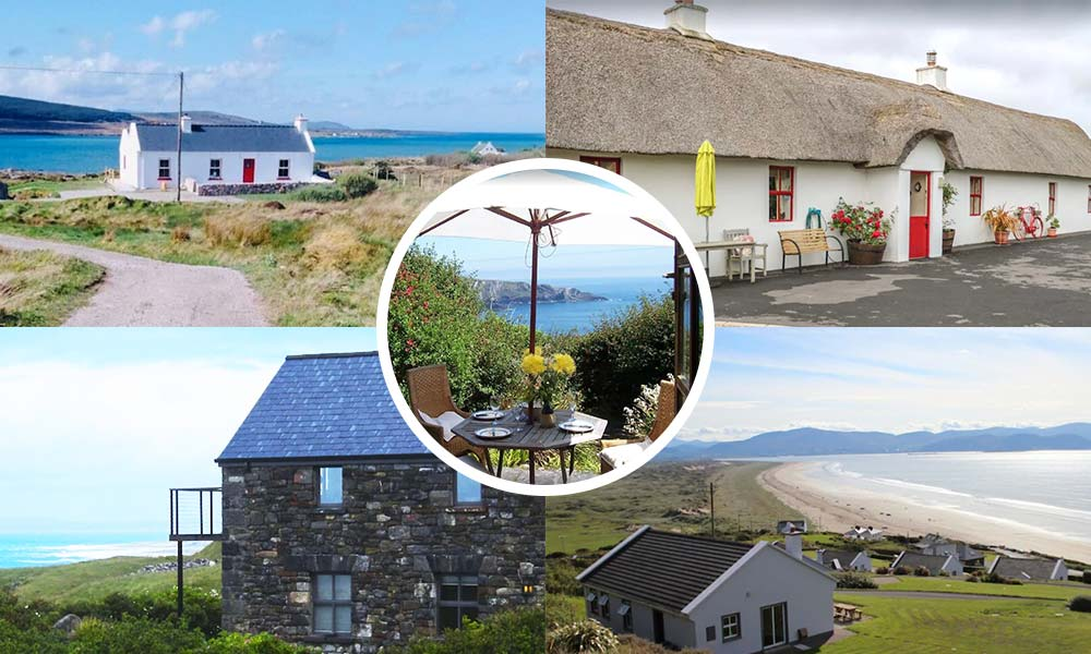 holiday homes in Ireland