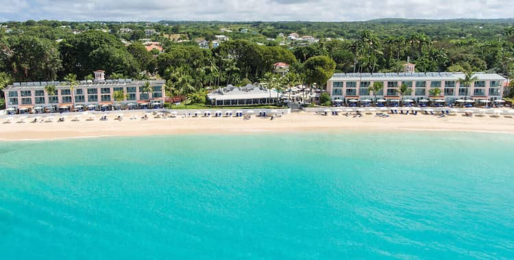 Fairmont Royal Pavilion is one of the best five-star Barbados hotels