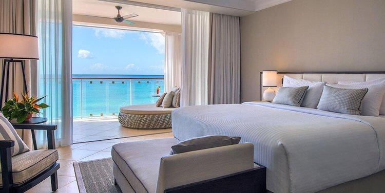 Rooms at Fairmont Royal Pavilion, Barbados