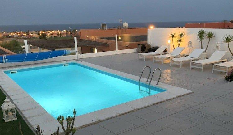 villa holidays in Fuerteventura
