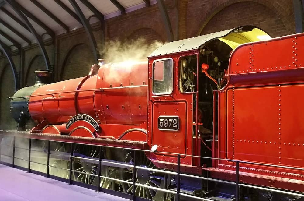 The making of Harry Potter tour is one of the best things to do in London with kids