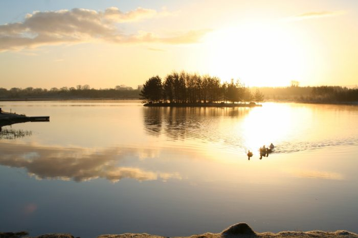 Lough Boora in Roscommon is considered one of the hidden gems in Ireland