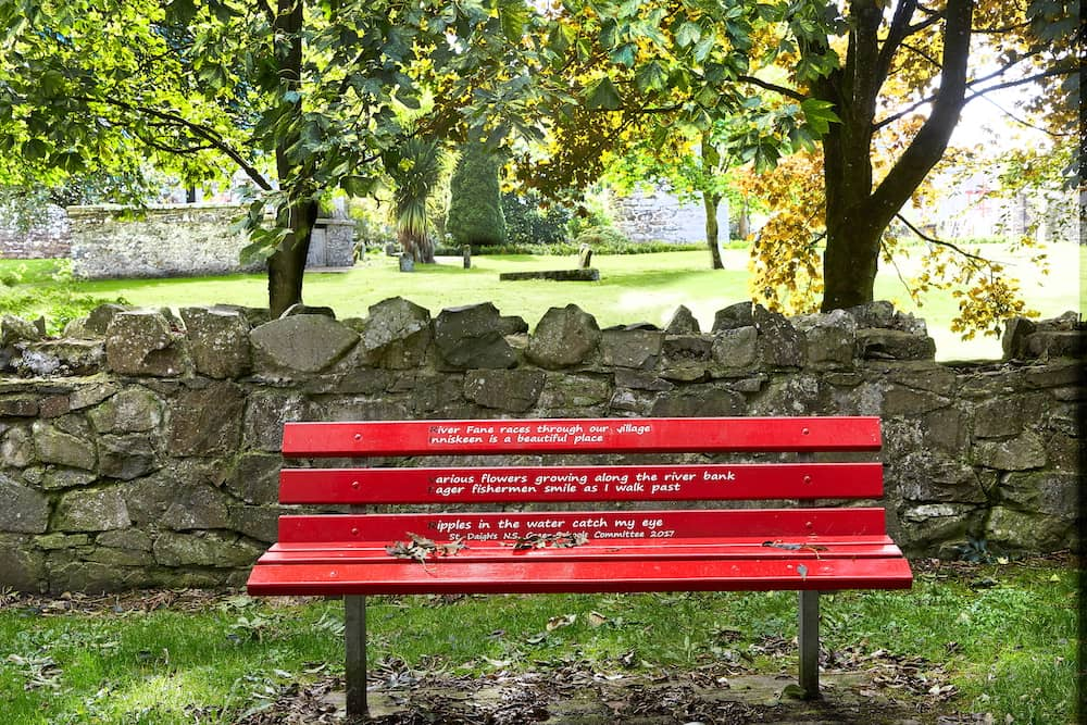 Patick Kavanagh trail, Monaghan is considered on of the hidden gems in Ireland