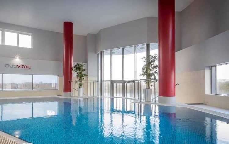 Clayton Limerick Hotel swimming pool