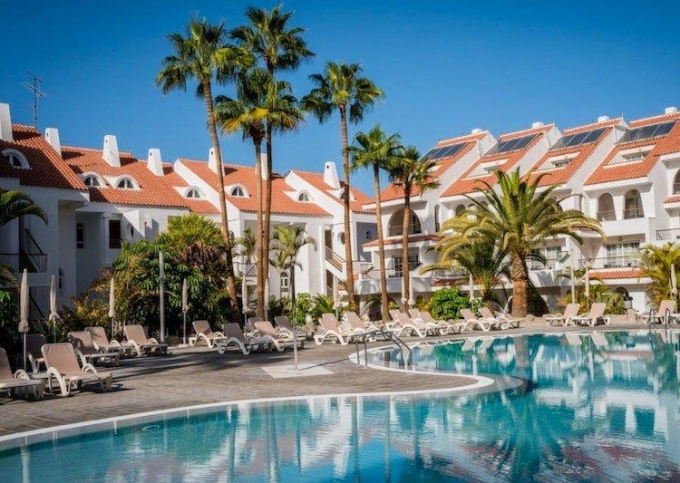Paradise Park hotel, Tenerife
