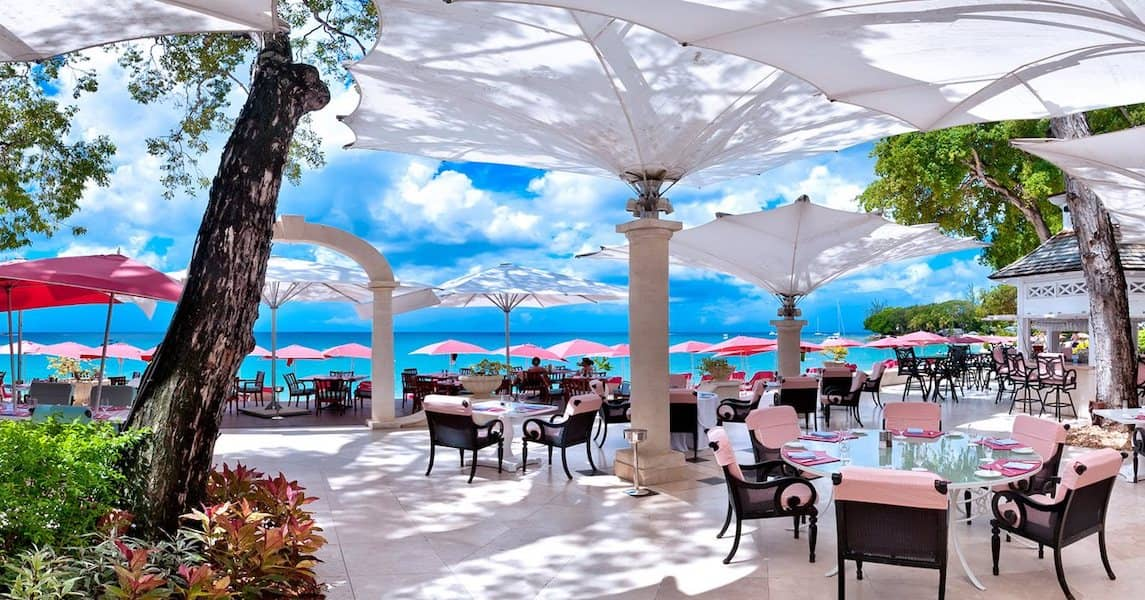 Sandy Lane is one of the most luxurious Barbados hotels