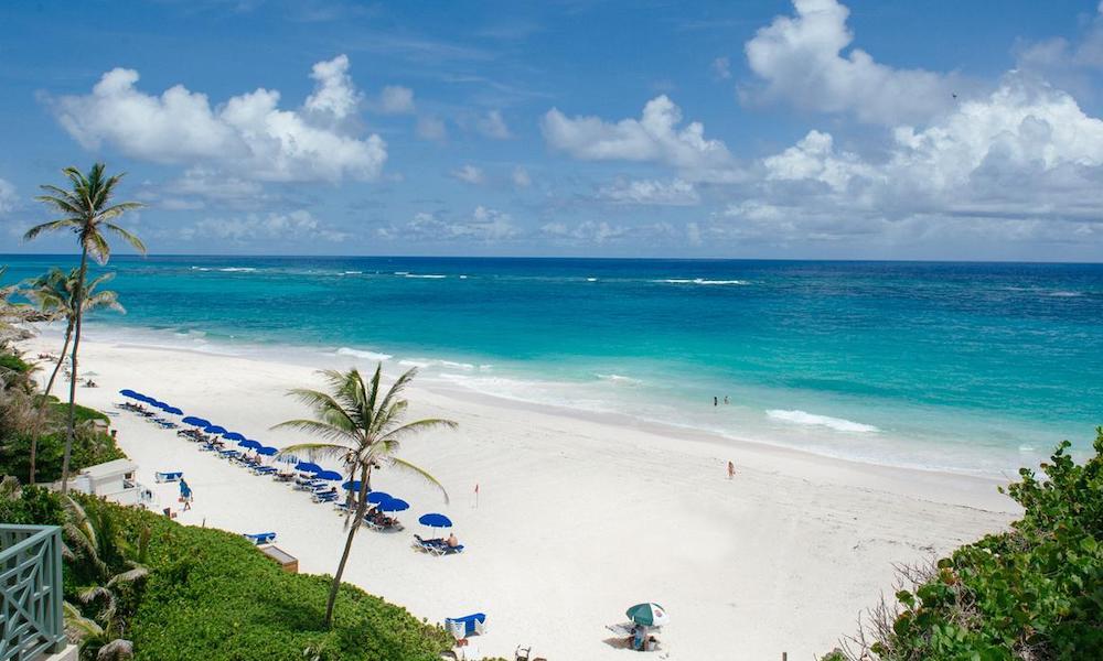beach at Crane Resort Barbados